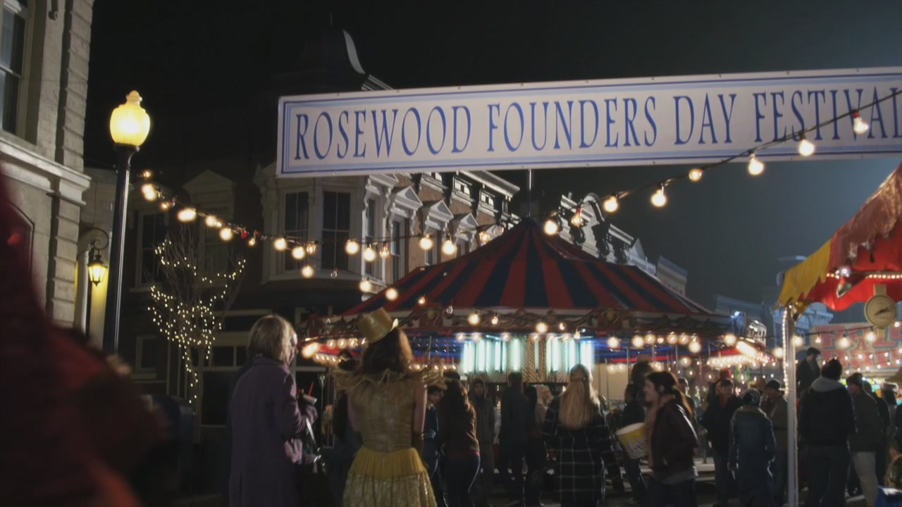 Rosewood Pretty Little Liars Real Place