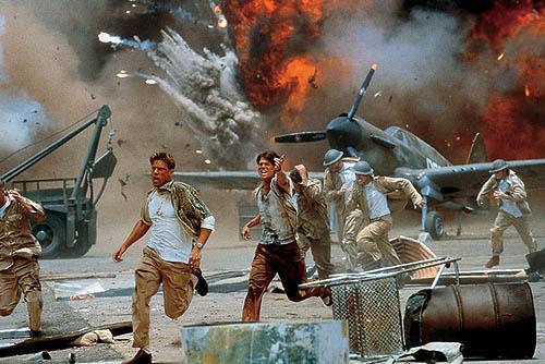 Pearl Harbor Movie Attack