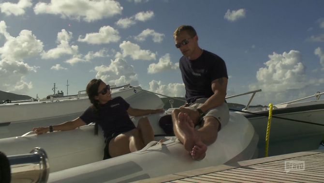 jennice and kelly below deck still dating
