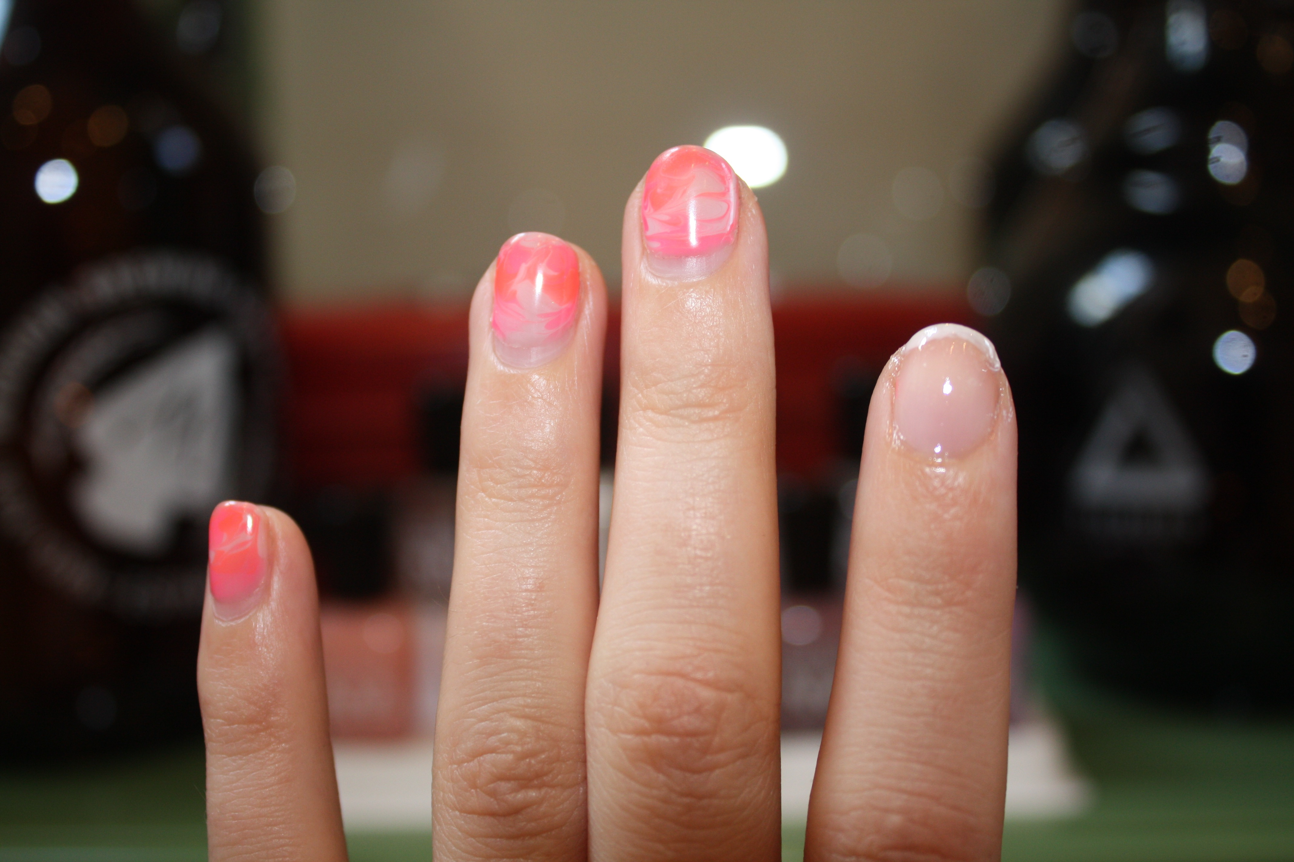 Repair your nails after gel nails