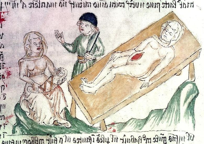 history of orgasm