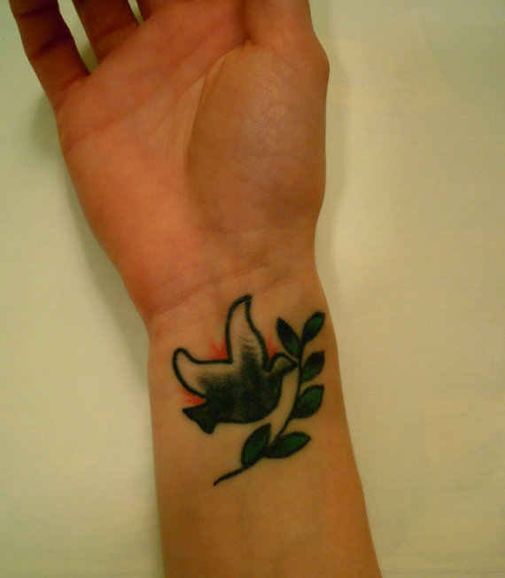 11 clever ways to hide tattoos if you want to keep your for Places to hide tattoos