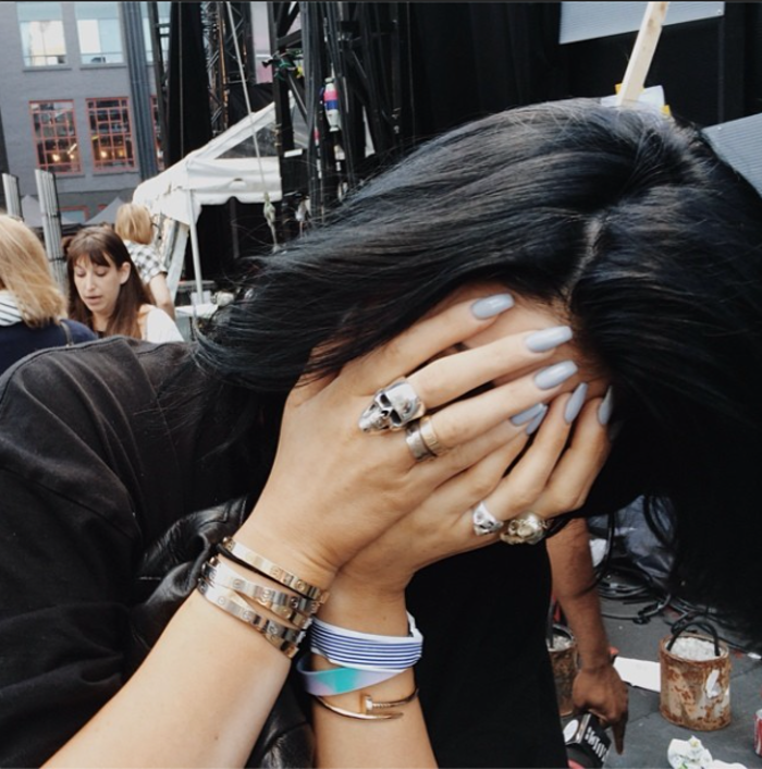 11 Kylie Jenner Nails that Are Shining Examples of the ...