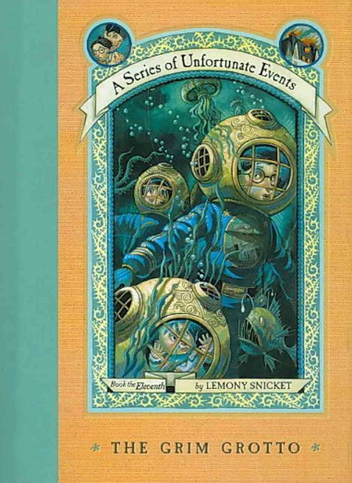a series of unfortunate events essay Lemony snicket's a series of unfortunate a series of unfortunate events follows the baudelaire african american author publishes essay condemning daniel.