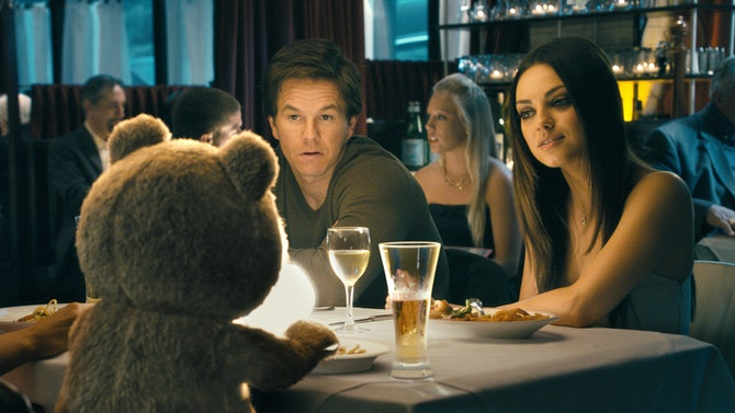 Why Isn't Mila Kunis In 'Ted 2'? Don't Worry, It's Not ...
