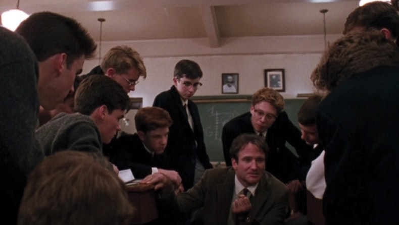 dead poet society mr keating essay The tools you need to write a quality essay or essays related to dead poet's society in dead poet's society the boys find mr keating's yearbook and find.