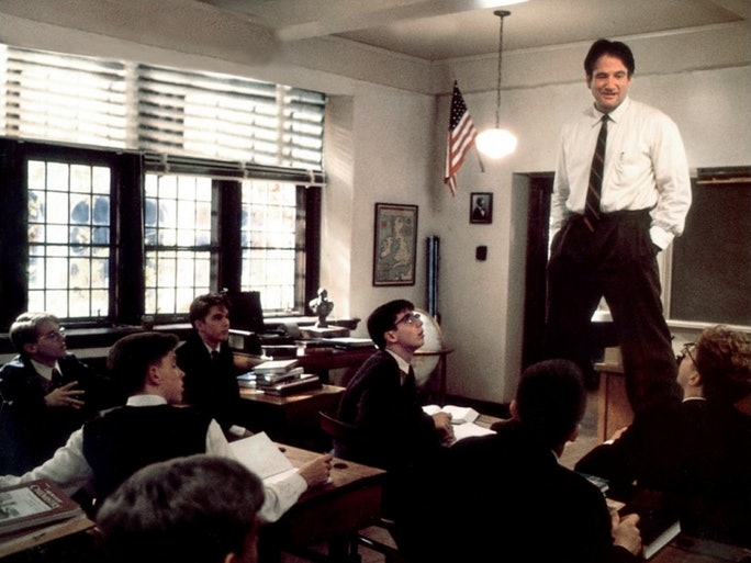 FREE Role Models in Dead Poet s Society Essay