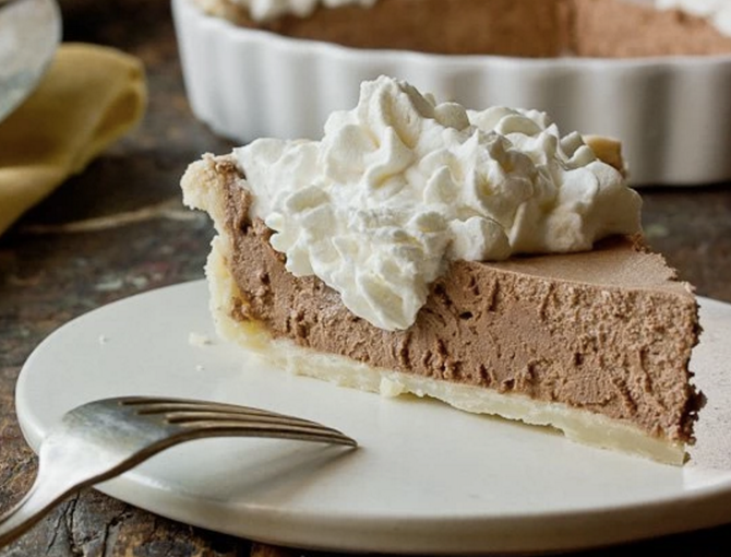 The Kitchn 's classic French silk pie tastes light yet decadent — so ...