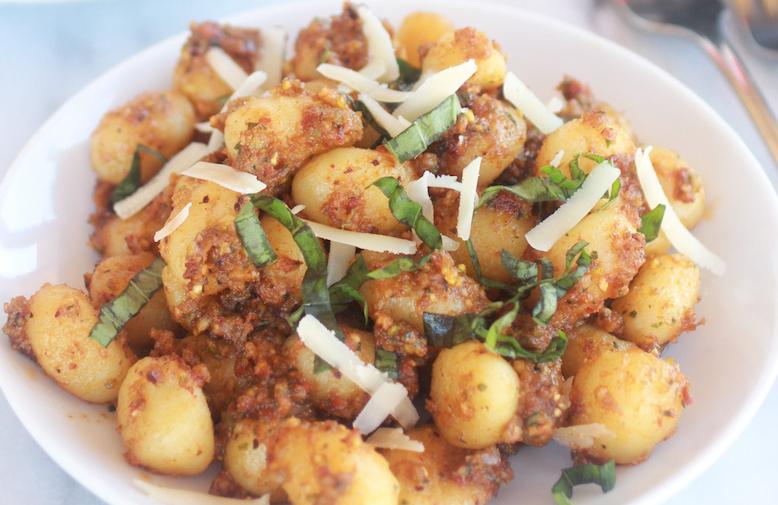 Crispy Gnocchi With Pistachio Pesto | 12 Gnocchi Recipes ...