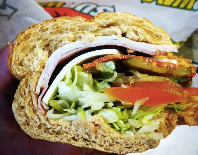 how to get a free sub from subway