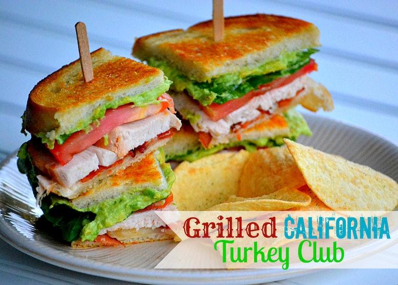 Roast Turkey Cuban Sandwich | 7 Gourmet Turkey Sandwiches To Make ...