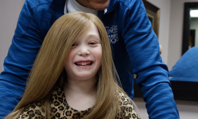 Donation Of Hair For A Wig 92