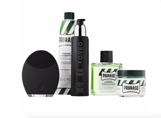 15 grooming gifts for men that any guy with skin or hair will love. Black Bedroom Furniture Sets. Home Design Ideas