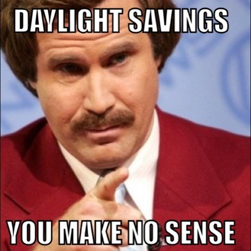 Funny Meme About Daylight Savings : Daylight saving time memes that capture how most of us