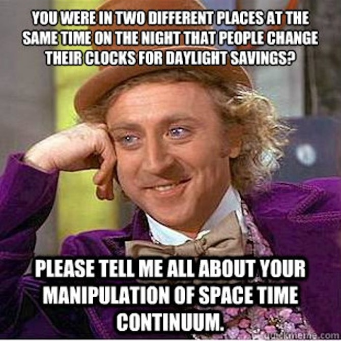 15 daylight saving time memes that capture how most of us