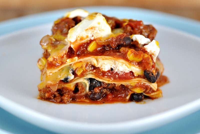 Mexican Lasagna | 12 Easy Make-Ahead Meals That Will Have You ...