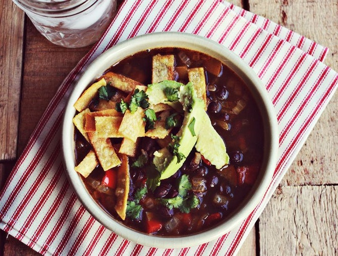 18 Vegan Soup Recipes That Will Become Your New Go-To ...