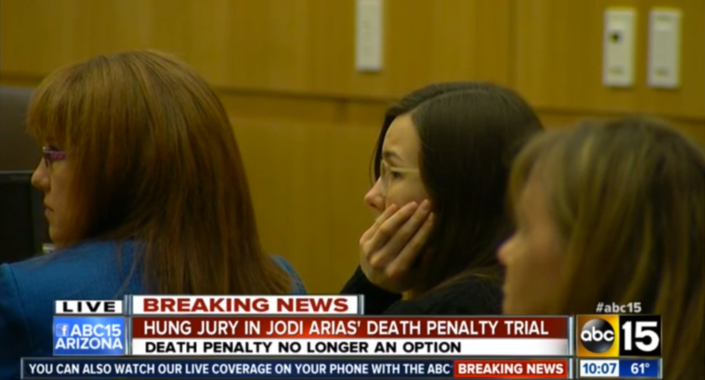What Will Happen To Jodi Arias Now? Execution Isn't An Option, But ...