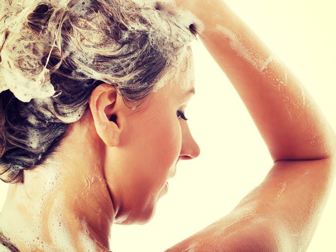 Hair In Shower Drain Normal