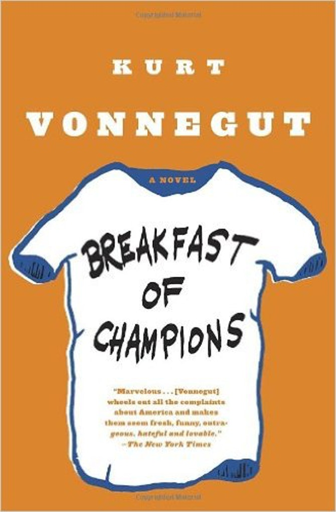 style in vonneguts breakfast of champions Written by kurt vonnegut, narrated by john malkovich download the app and  start listening to breakfast of champions today - free with a 30 day trial.