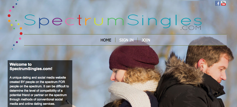 Dating sites for young adults with autism