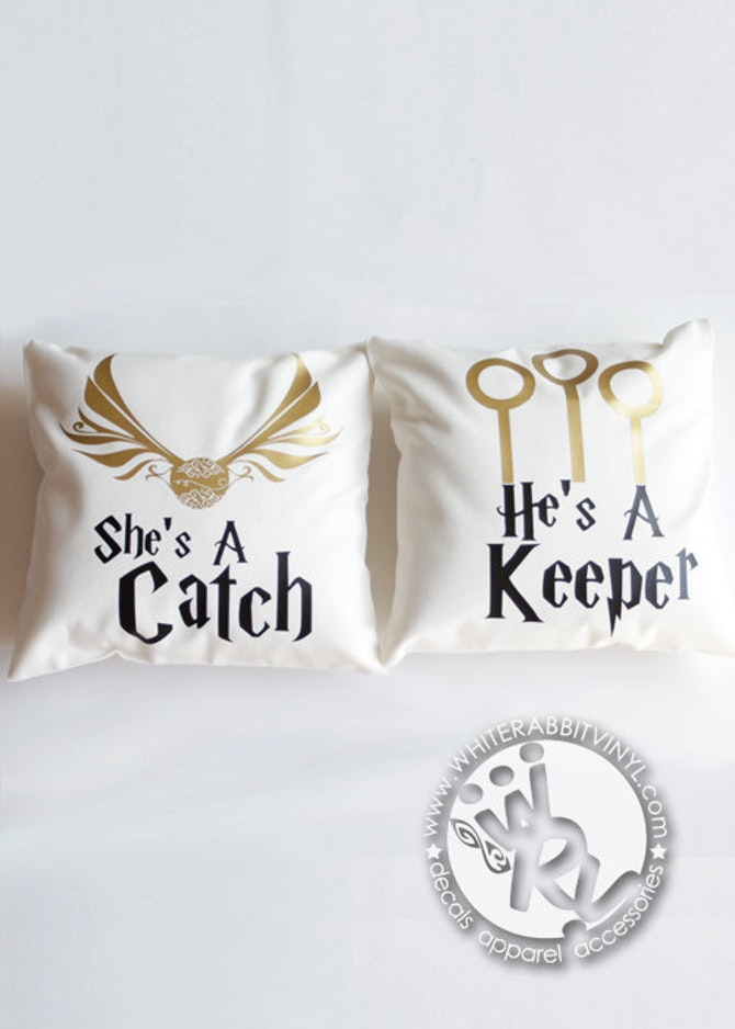 20 Magical Harry Potter Wedding Gifts To Give The Potterhead Couple In Your Life Bustle