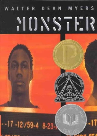 """a literary analysis of monster by walter dean myers We will write a custom essay sample on monster book by walter dean myers  """"hoops"""" by walter dean myers  monster: literary  sun walter character analysis."""