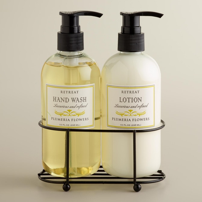 30 cheap gift ideas for mom that are under 30 because Hand wash and lotion caddy
