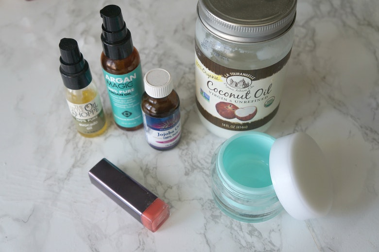 how to make lip balm at home without coconut oil