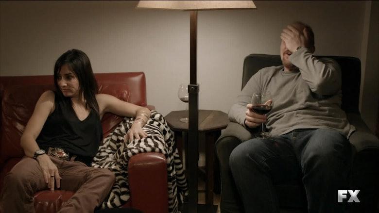 Louie Dating Pamela