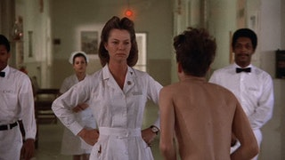 Nurse ratched breasts