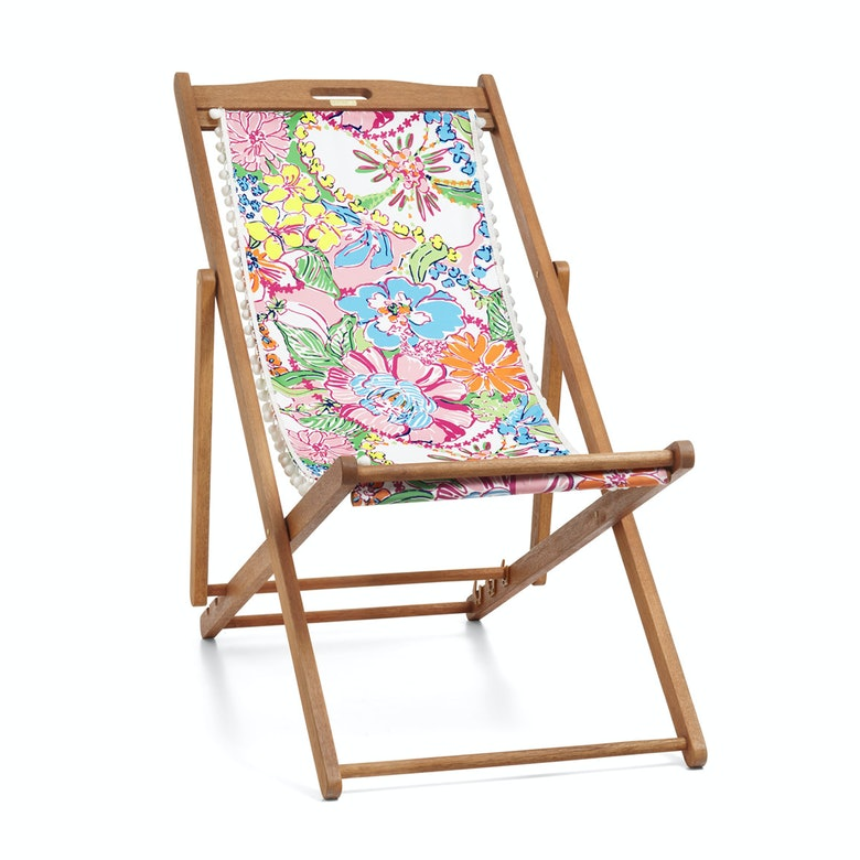 Bustle for Breezy beach chaise