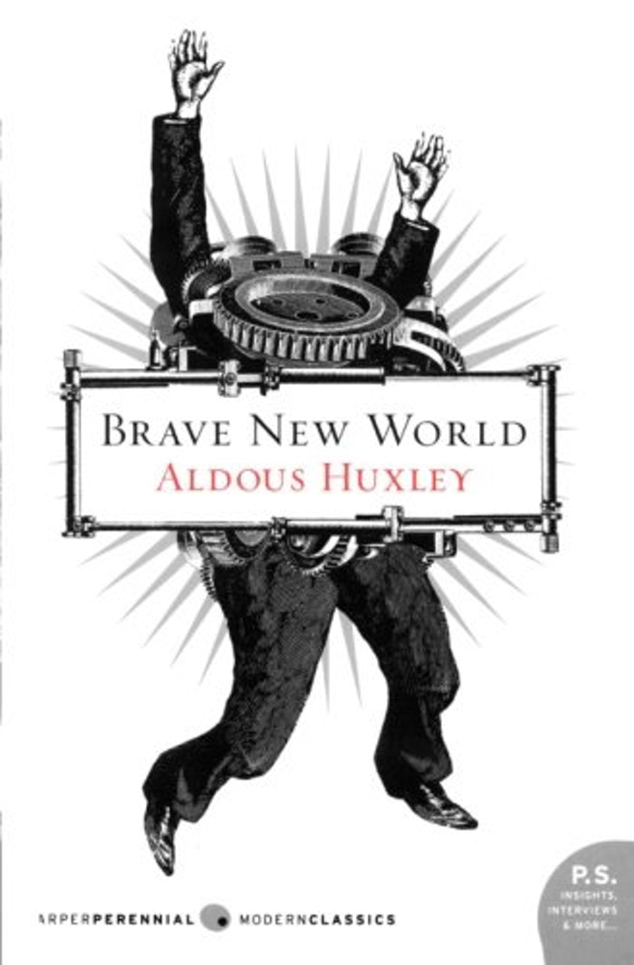 the pleasure principle in brave new world by aldous huxley and 1984 by george orwell George orwell and aldous huxley both  fable 1984 as well as huxley's brave new world in  tools of pleasure and distraction huxley.