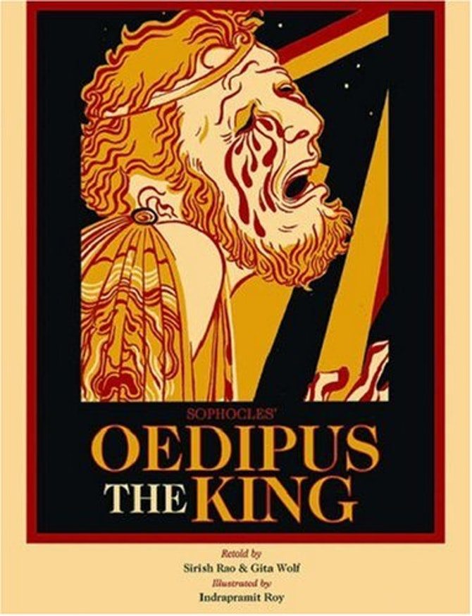 how does king oedipus fit the Oedipus rex (oedipus the king) study guide contains a biography of  and  oedipus is far from perfect although a clever man, he is blind to.