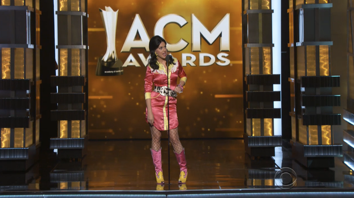 Dolly parton and katy perry at the academy of country for How many country music awards are there