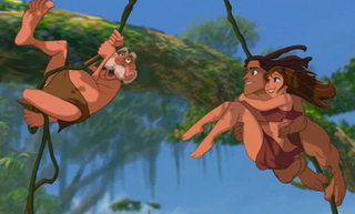 7 reasons disney 39 s 39 tarzan 39 is still awesome 15 years later for Professor archimedes q porter