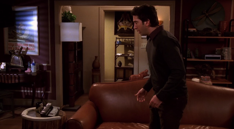Ross And Rachel S Apartment