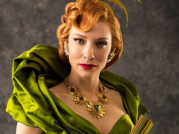 Cinderella Costume Designer Sandy Powell Teamed Up With