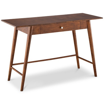 target mid century modern desk table console patio chairs drafting furnitures furniture clearance corner office room amusing accents eastern interesting