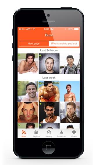 Hornet dating app