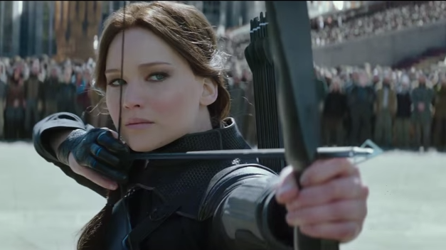 Katniss Everdeen Mockingjay