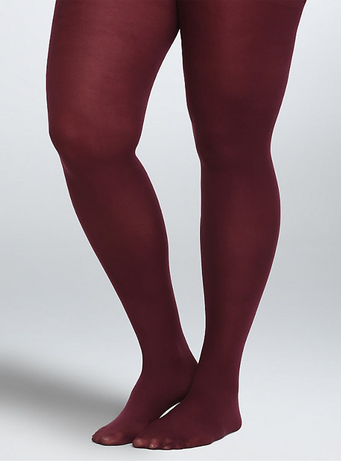 Where To Shop Plus Size Tights For A Cute & Warm Winter ...