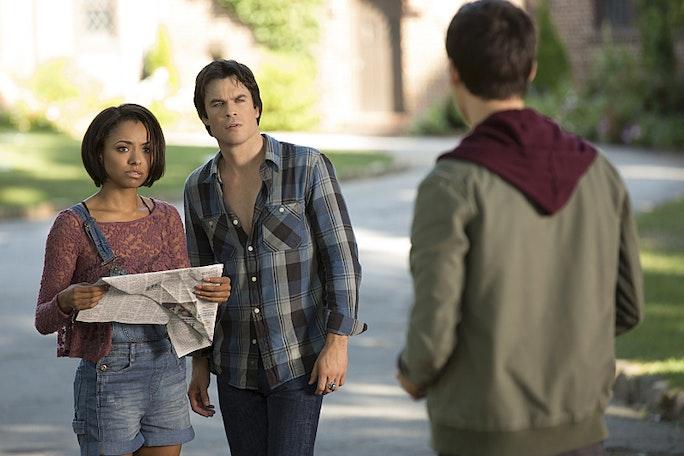 'vampire Diaries' Season 7