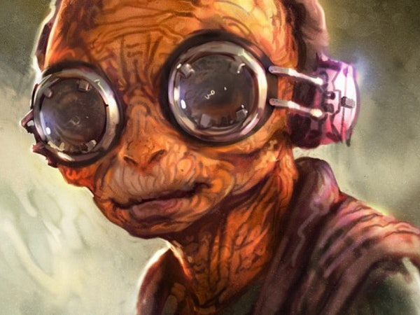 7 reasons why maz kanata is the 39 force awakens 39 character - Personnage star wars 7 ...