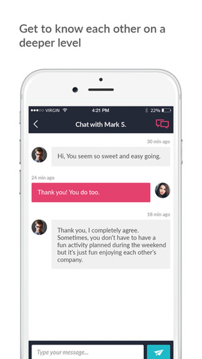 Twine canvas dating app
