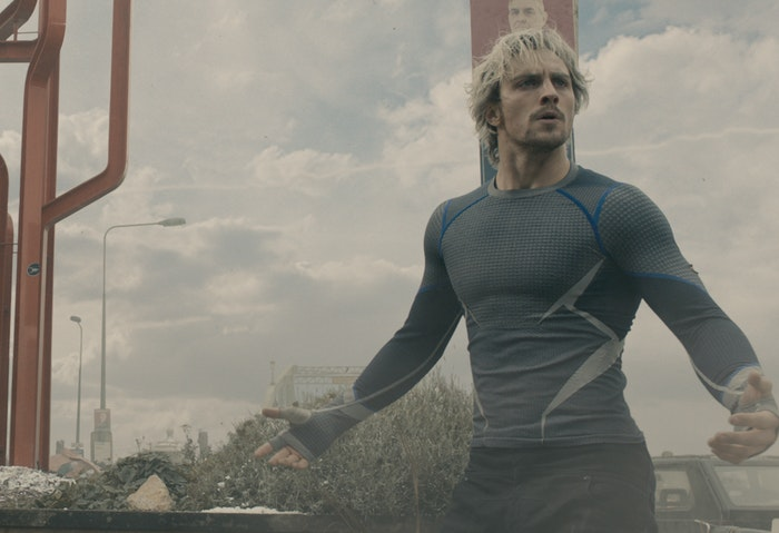 how does the avengers quicksilver compare to xmens