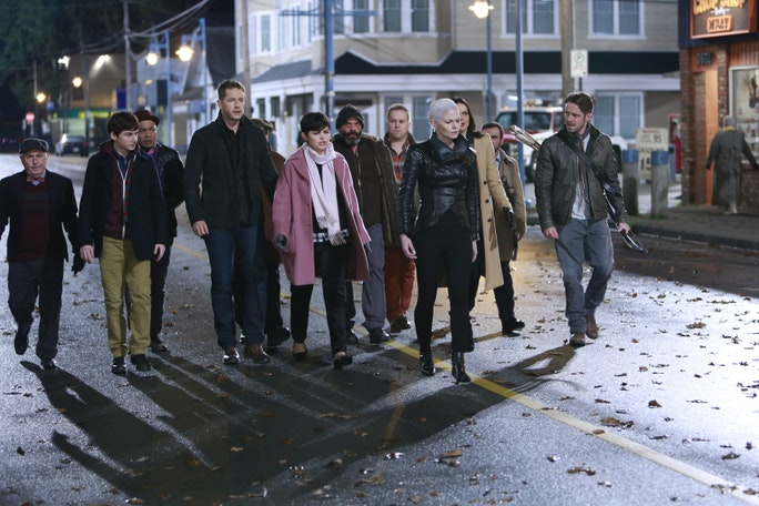 Once upon a time season 5 premiere date