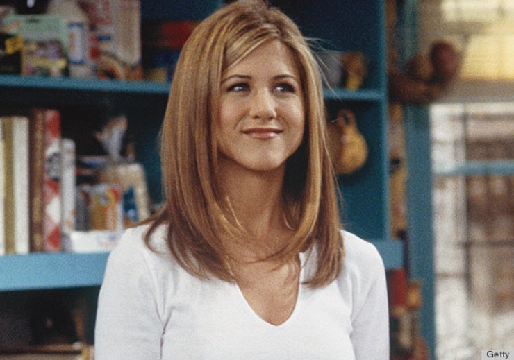 Friends 2 Episode 46 Jennifer Aniston Nipple Braless