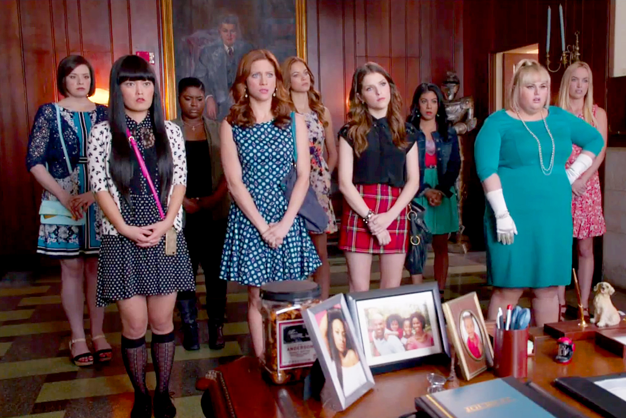 The Bellas Are Back in This Aca-Mazing New Pitch Perfect 3 Trailer pictures