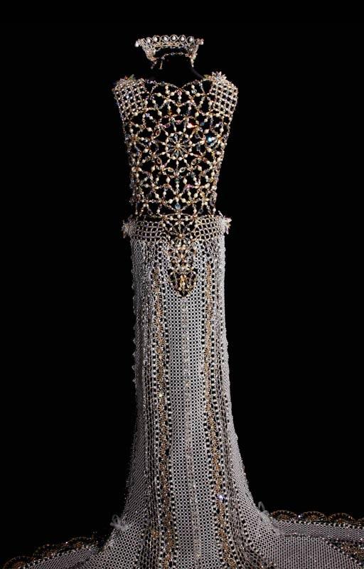 gail kim wedding dress - photo #18